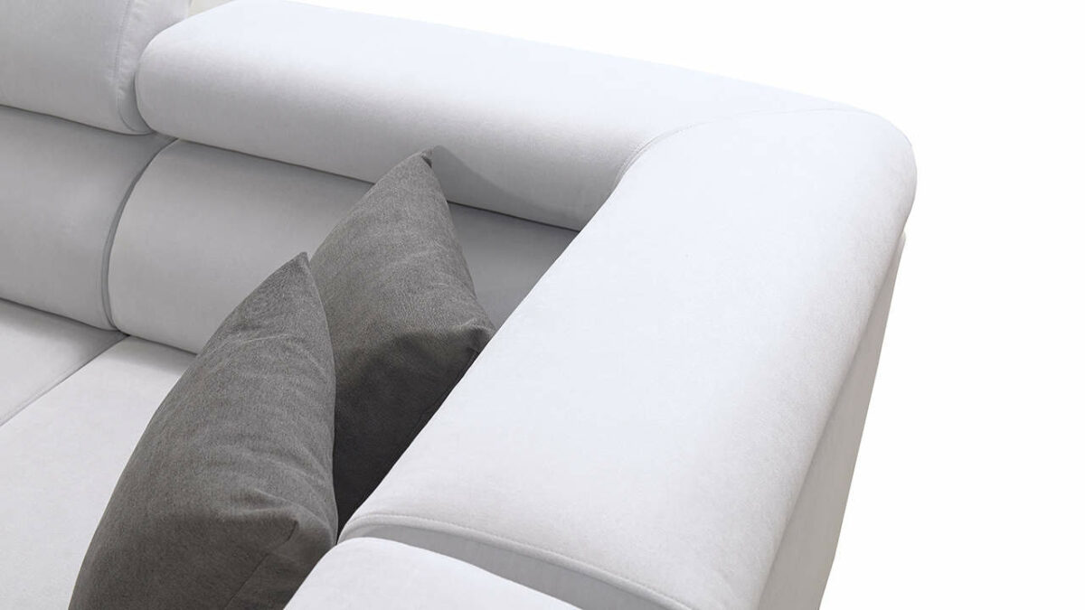 Sedací souprava SEKTOR III Detail rohu