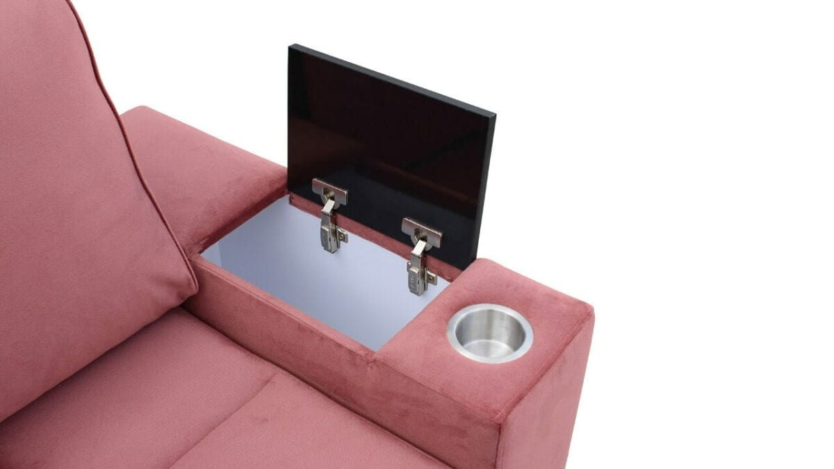 Rohová sedačka HERMOS I Minibar