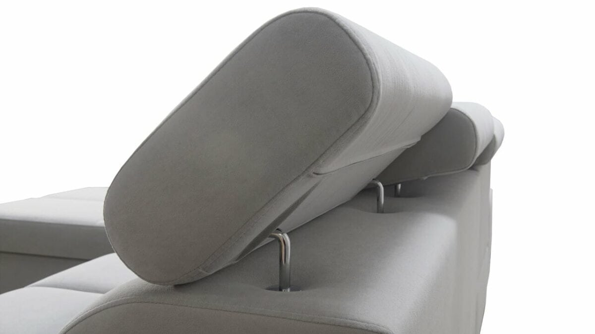 Rohová sedačka MURENA I MAXI Opěrka hlavy