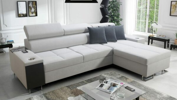 moderní rohová sedačka MURENA I MINI