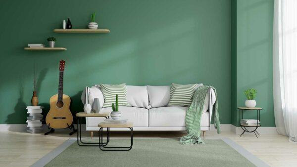 Inspirace do obývacího pokoje
